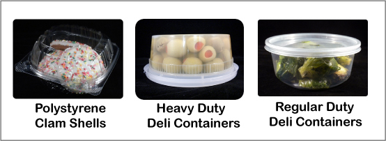 Deli Containers Category Image