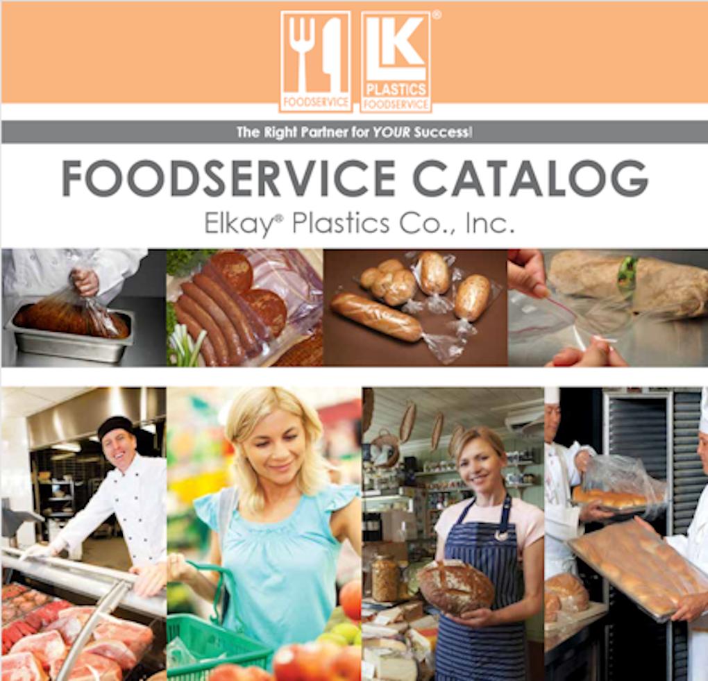 Elkay Plastics Food Service Catalog