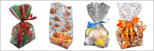 Printed Cello Bags Category Image