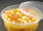 32/16/8oz Deli Container Lid