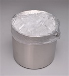 8 X 3 X 15 0.6 mil TUF-R® Std Linear Low Density Gusset Bag/ Ice Bucket Liner 1,000/cs| Prism Pak