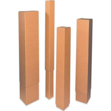 "10 1/2 x 10 1/2 x 48"" Telescoping Outer Boxes
