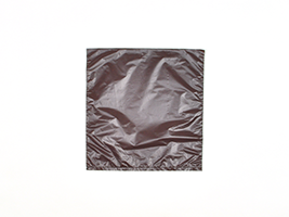 10 X 13 Chocolate High Density Polyethylene Merchandise Bag 0.6 mil 1,000/cs| Prism Pak