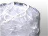 11 1/2 X 18 Printed Metallocene Ice Bag with Drawstring Closure -- 8 lb. 1.2 mil 500/cs
