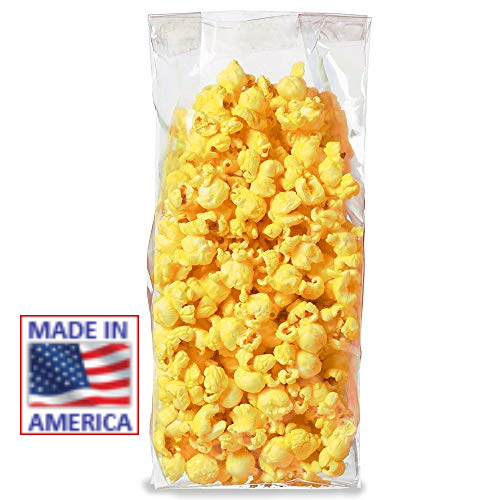 Popcorn Bags Bulk Heat Sealable Poly